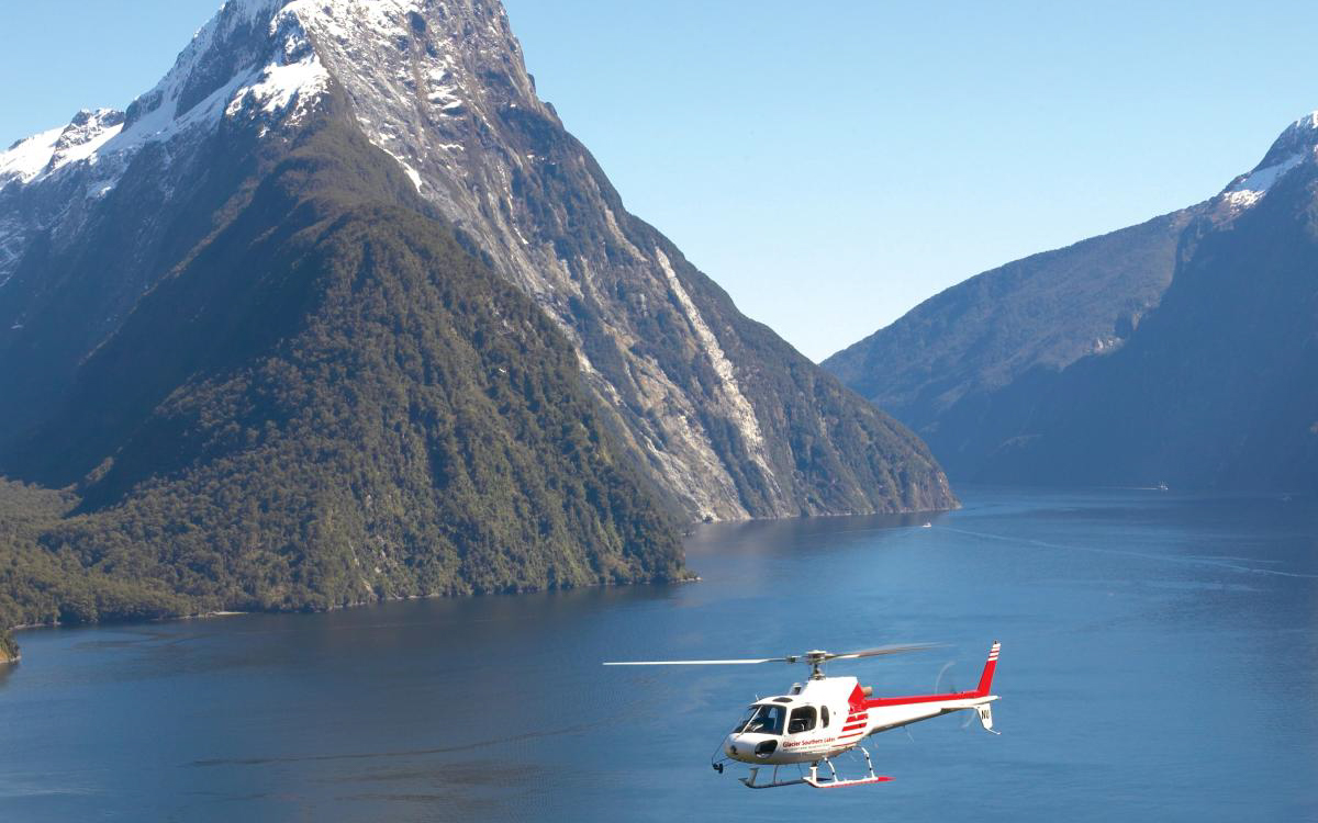 Milford Sound Helicopter