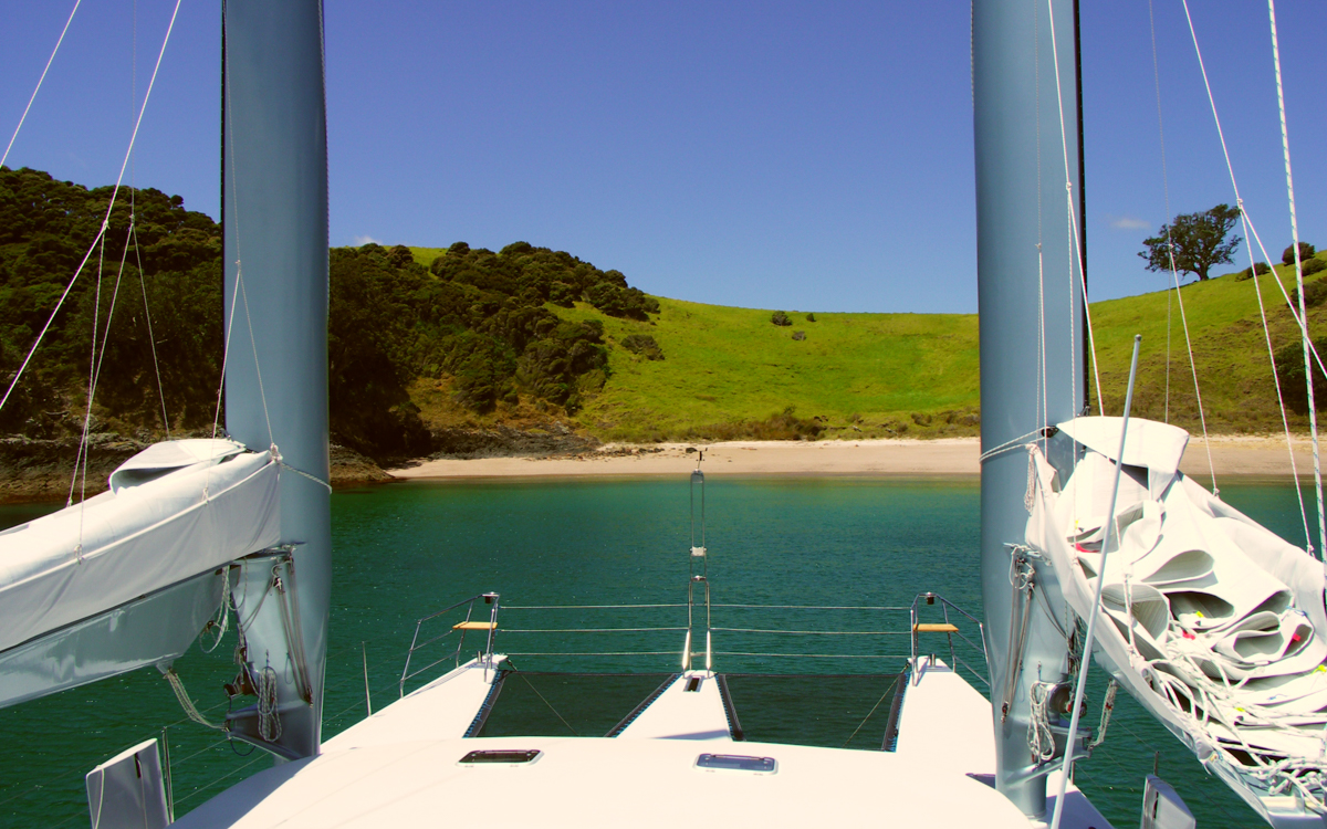 Sailing Charter Bay of Islands