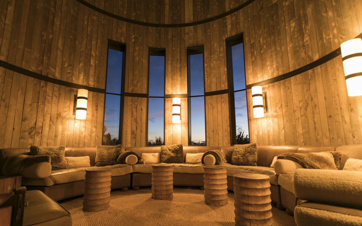 The Snug at Cape Kidnappers