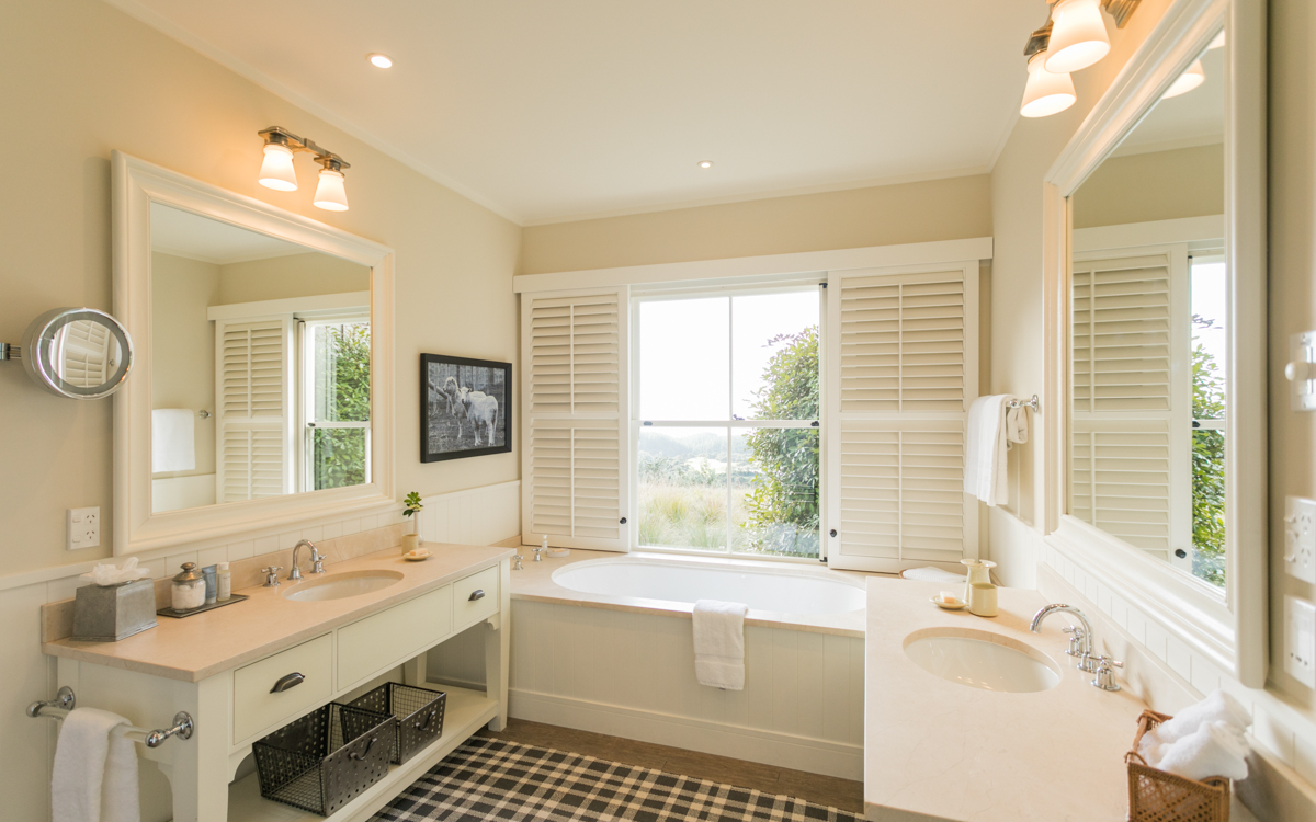 Hilltop Suite at Cape Kidnappers