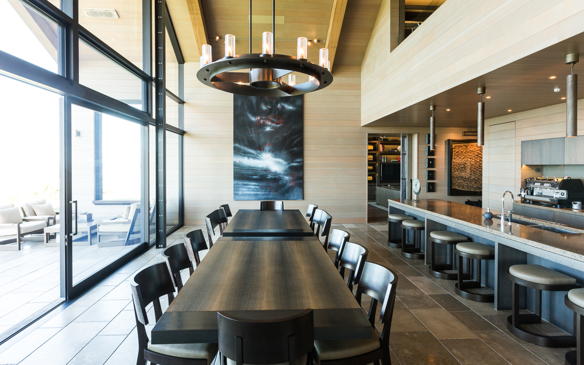 Cooper Residence dining