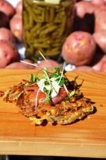 Organic Feast of Fields 2014 - Bruce Kitchen