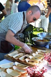 Organic Feast of Fields 2014 - Vertical Restaurant