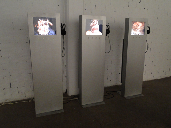 Video work by Fillippo