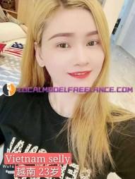 Subang Escort Girl - Vietnam - Selly