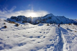 Responsible Hiking, the Mueller Hut Route