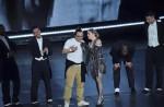 """Madonna dances with HK star Eason Chan on stage, """"kicks"""" his butt - 16"""
