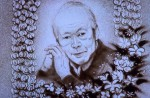 Talented sand artist creates touching SG50 tribute to Mr Lee Kuan Yew - 14