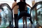 Chinese exercise extreme caution when riding escalators after mishap - 4