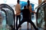 Chinese exercise extreme caution when riding escalators after mishap - 5