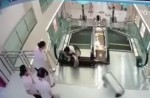 Chinese exercise extreme caution when riding escalators after mishap - 15