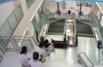 Chinese exercise extreme caution when riding escalators after mishap - 19