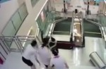 Chinese exercise extreme caution when riding escalators after mishap - 21