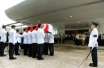 Lee Kuan Yew cremated in private ceremony at Mandai - 19