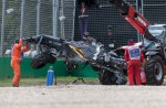 Alonso walks out of crash unharmed during Australia GP - 8