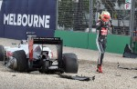 Alonso walks out of crash unharmed during Australia GP - 6