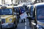Uber protests around the world - 4