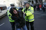 Uber protests around the world - 19