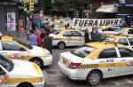 Uber protests around the world - 20