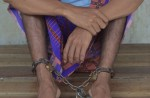 Chaining up mentally ill illegal in Indonesia but many still do it - 4