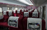 Hello Kitty-themed train unveiled in Taiwan - 3