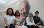 Lee Kuan Yew was part of their growing up years in the 1990s and beyond - 22