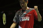 Badminton: Lee Chong Wei defeated by unseeded Indonesian - 12