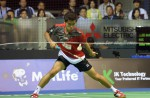 Badminton: Lee Chong Wei defeated by unseeded Indonesian - 18