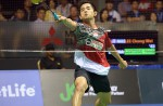 Badminton: Lee Chong Wei defeated by unseeded Indonesian - 20