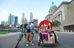 Thousands have fun on first Car-Free Sunday - 53