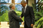 Obama arrives in Cuba after decades of hostility - 1