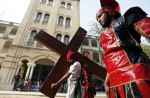 Good Friday observed around the world (Warning: Some viewers may find some images disturbing) - 15