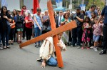 Good Friday observed around the world (Warning: Some viewers may find some images disturbing) - 25