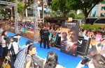 Hugh Jackman, Peter Dinklage and Fan Bingbing at Singapore premiere - 1