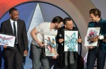 Thousands throng MBS to see Chris Evans and co-stars from Captain America: Civil War - 21