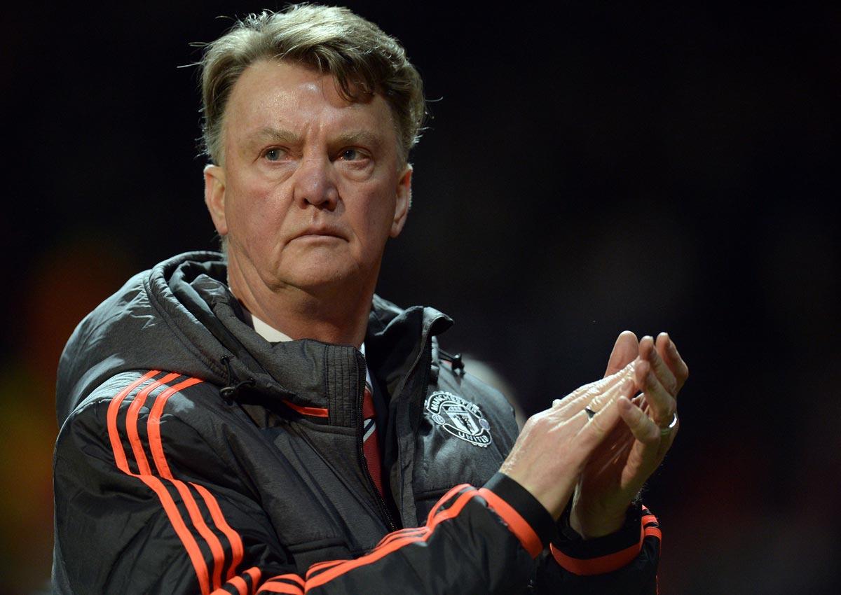 Football: Van Gaal Axed By United As Mourinho Waits In