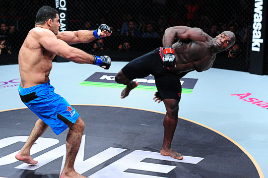 After a lifetime in martial arts, Alain Ngalani targets the ONE Heavyweight World Title