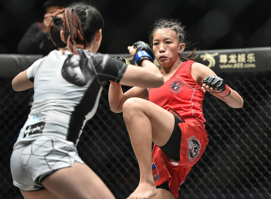 April Osenio hoping to put her team back on the right track in Bangkok