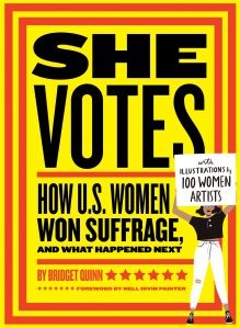 """""""She Votes"""" documents U.S. women's fight for voting rights and the ongoing struggle for equality"""