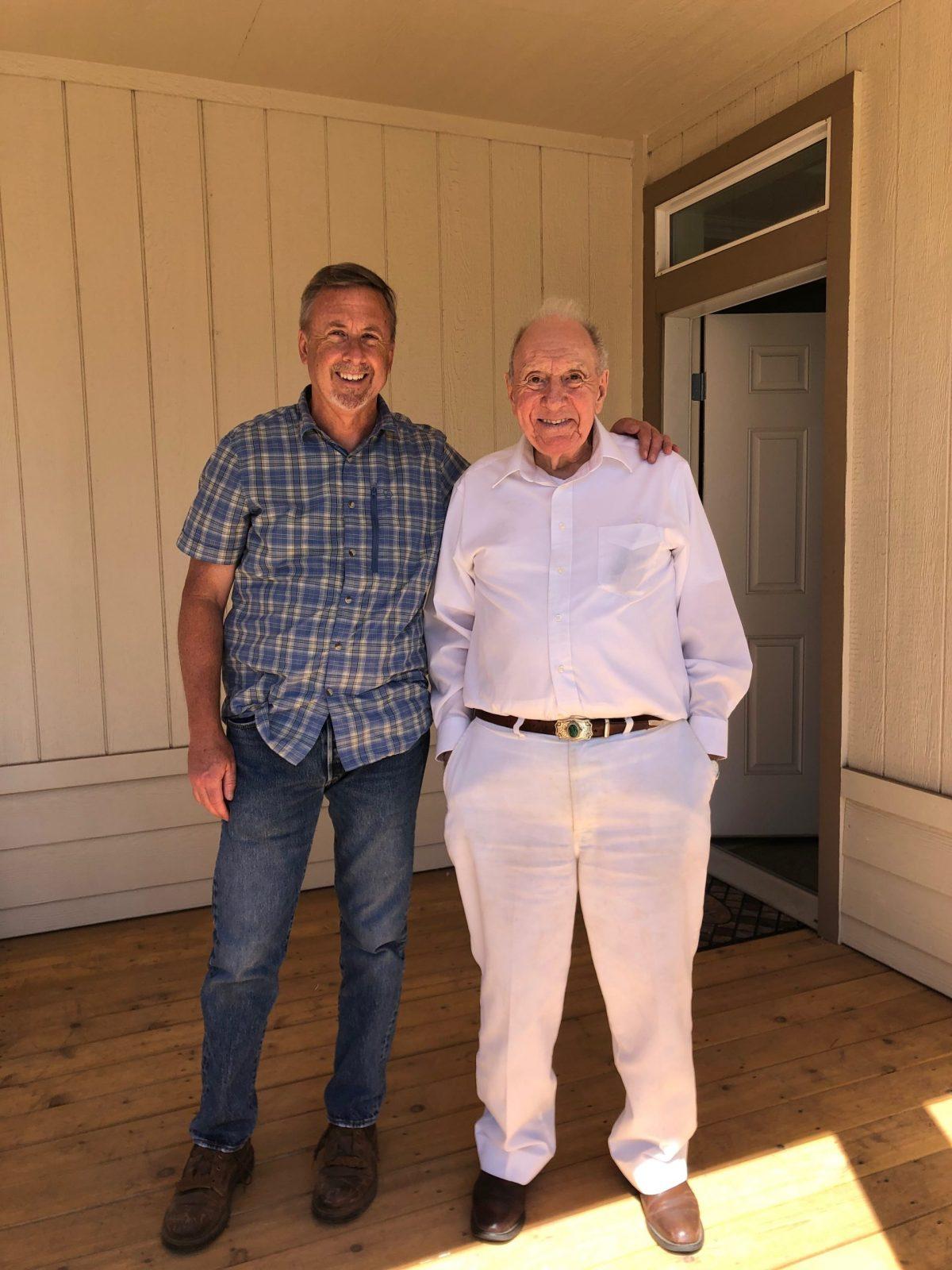 John Sensiba and Chuck Piazza