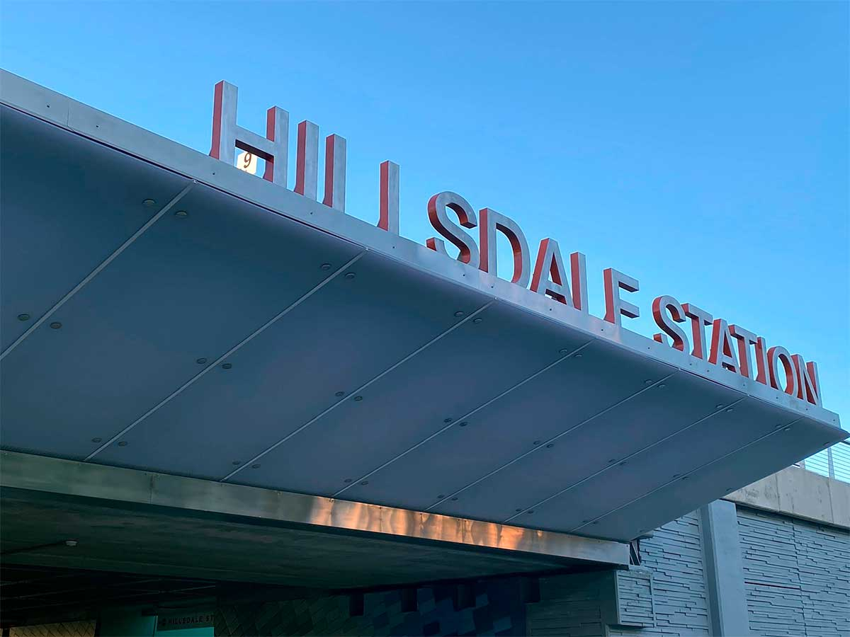 Caltrain opens new Hillsdale Station just blocks from old site, adjusts schedule