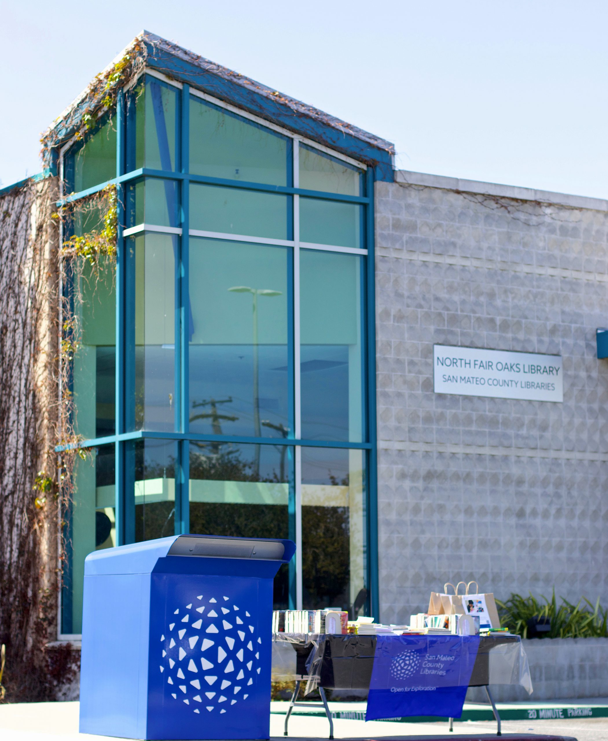 San Mateo County libraries reopen for in-person services