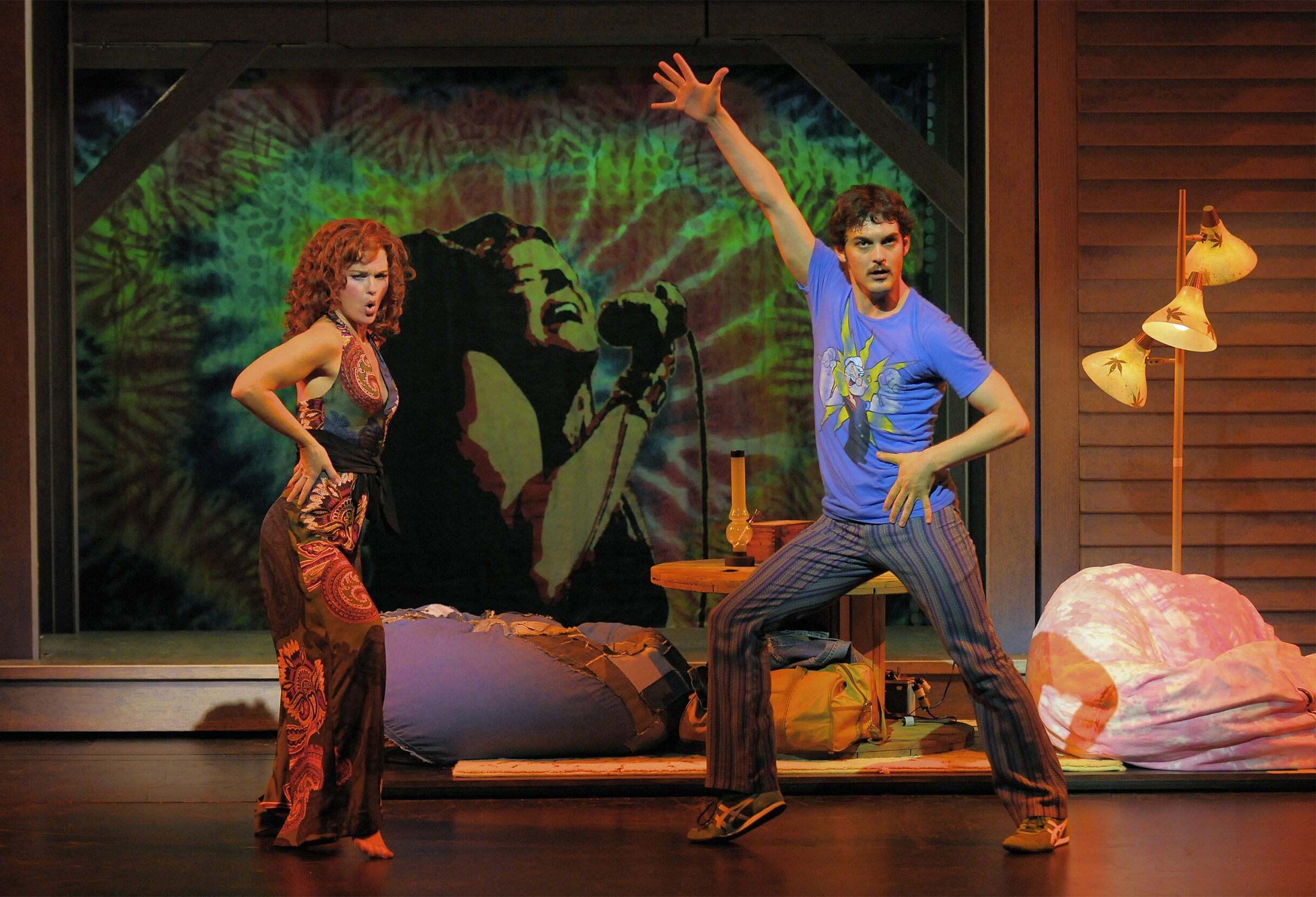 Best Bets: a musical 'Tales of the City,' a Chanticleer concert film and real live comedy