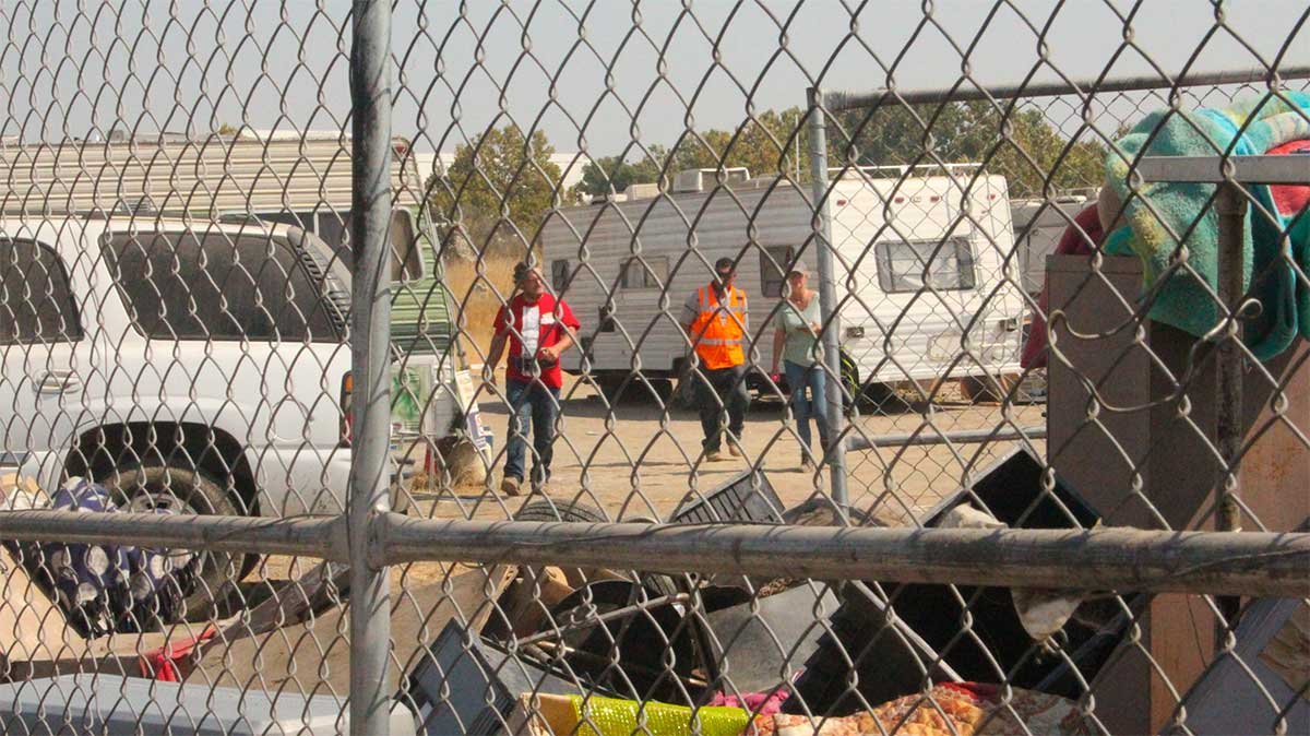 Nonprofit finds shelter for residents of North San Jose homeless encampment