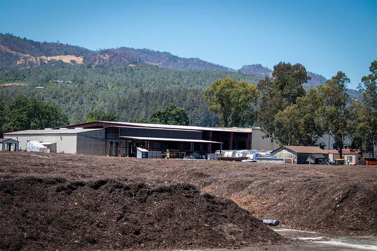 Neighbors abandon lawsuit against Napa Valley composting facility