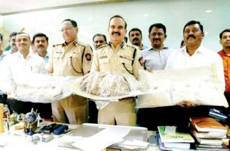 18,627 kg of party drugs worth over Rs 2,000 crore seized by Thane police