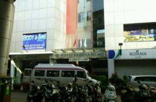 Krishna Palace in Grant Road