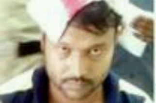 The victim, Taj Mohammad ; Photo courtesy: Mumbai Mirror