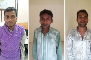 The 3 men arrested by NCB