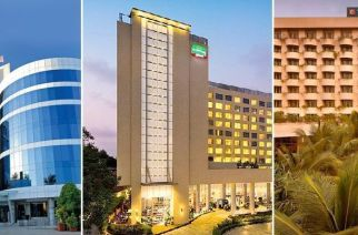 Hotel Peninsula Grand at Sakinaka, Courtyard By Marriott at Andheri, and The Lalit at Sahar served notices